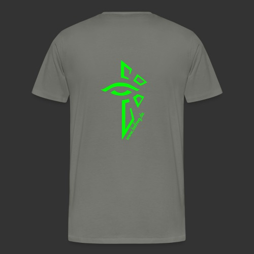 Herrenshirt Enlightened Hannover - Männer Premium T-Shirt