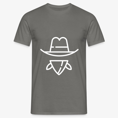 Mobiilirosvo T-paita - Miesten t-paita