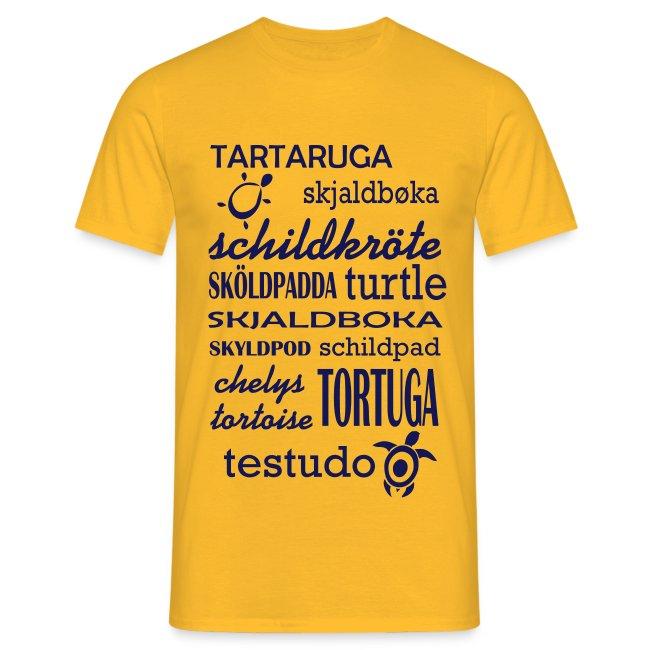 Schildis gibt es Überall T-Shirt