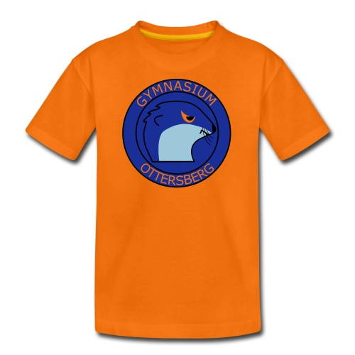 Orange Original - Teenager Premium T-Shirt