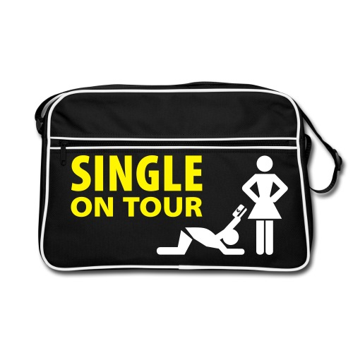 Single on tour - Retro-tas