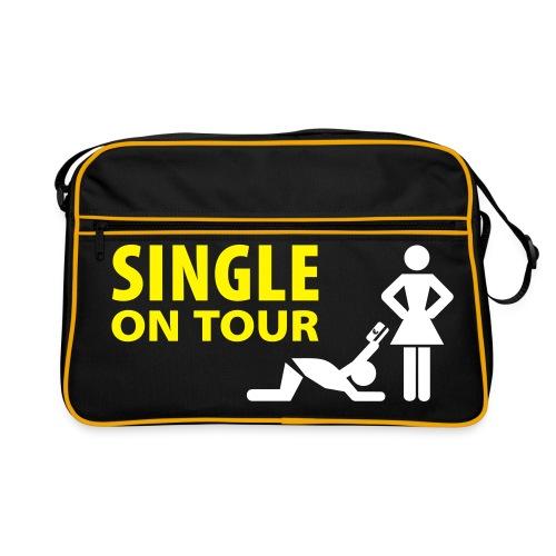 Single on tour - Retro-tas