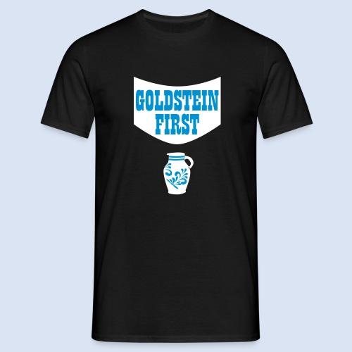 GOLDSTEIN FIRST - Bembeltown Shirt Frankfurt - Männer T-Shirt