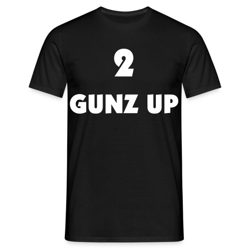 2GU Tee - Men's T-Shirt