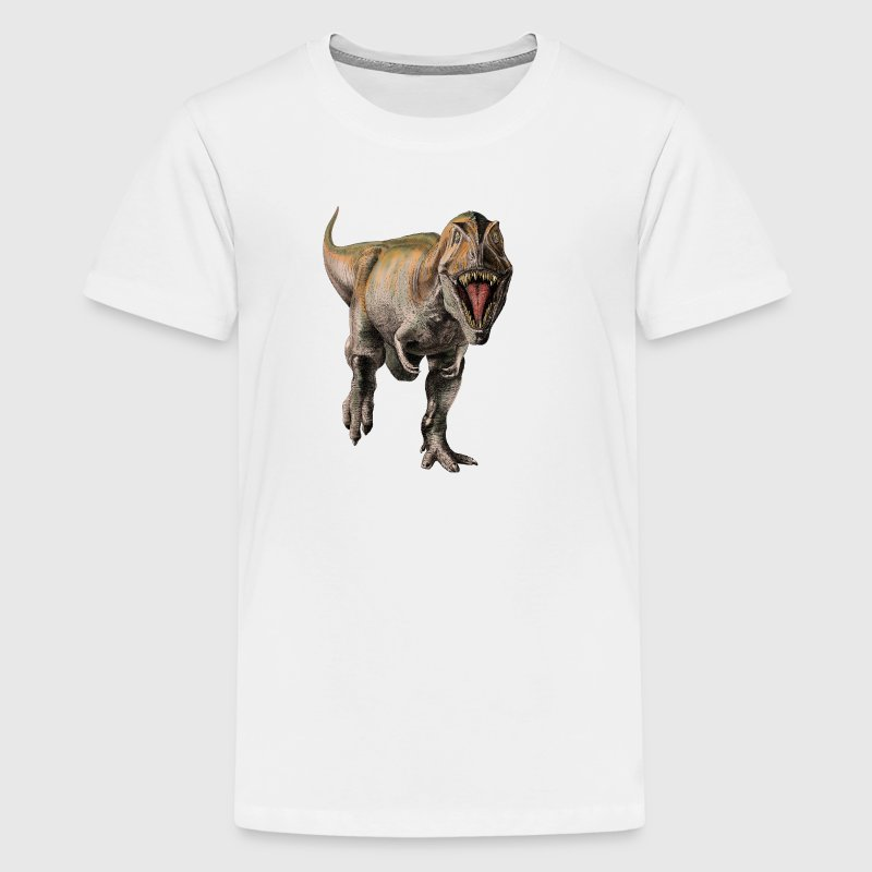 Dinosaurier T-Shirts - Teenager Premium T-Shirt