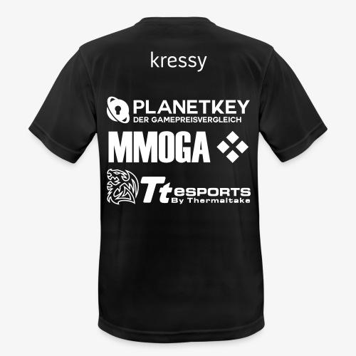 Planetkey Dynamics - Marko kressy Dordevic Team-Jersey - Männer T-Shirt atmungsaktiv