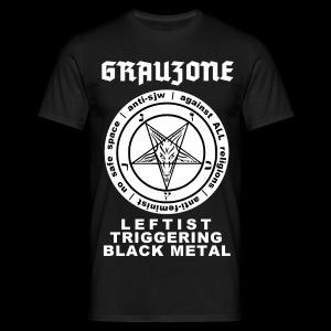 Grauzone - Männer T-Shirt