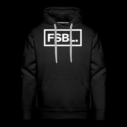Original FSBL.Hoodie  - Männer Premium Hoodie