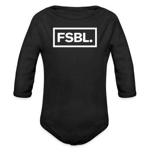 Original FSBL.Baby Body  - Baby Bio-Langarm-Body