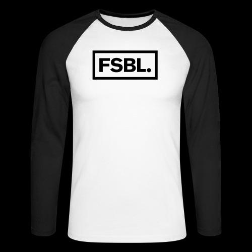 Original FSBL. Shirt - Baseballshirt Langarm - Männer Baseballshirt langarm