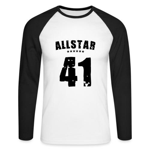 FT ALLSTAR TOP - Men's Long Sleeve Baseball T-Shirt