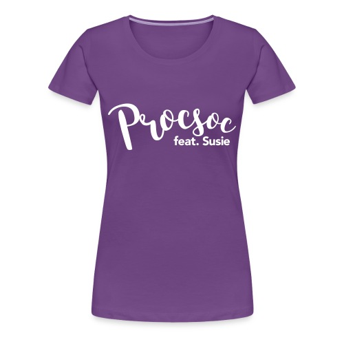 P feat S - Women's Premium T-Shirt