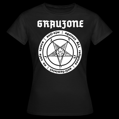 Grauzone Girlie - Frauen T-Shirt