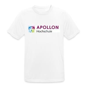 APOLLON Herren T-Shirt atmungsaktiv - Männer T-Shirt atmungsaktiv