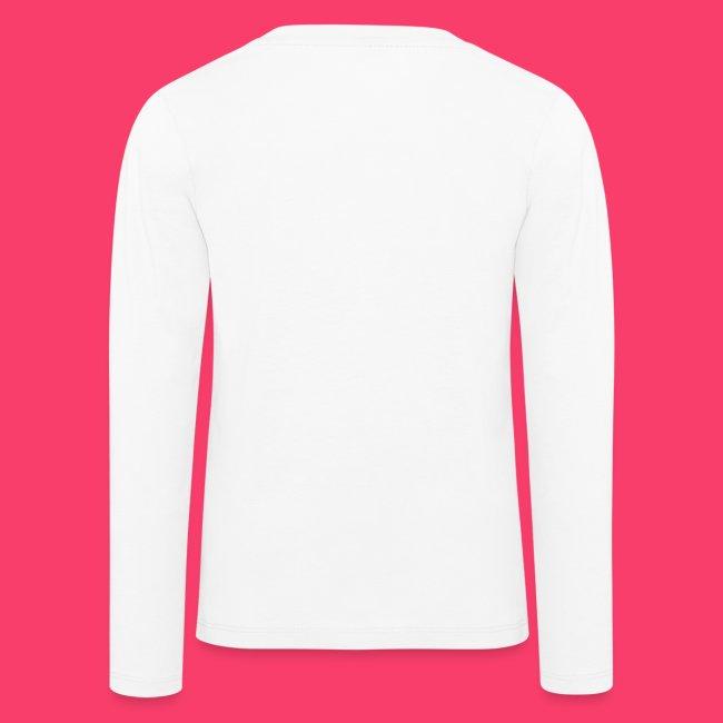 Rudi Regenbogen Outline-Sweatshirt für Kinder