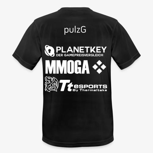 Planetkey Dynamics - pulzG Team-Jersey - Männer T-Shirt atmungsaktiv