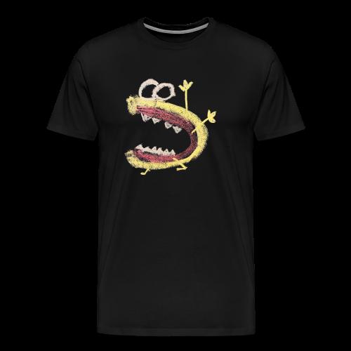 Rhaaaaa! I'm a male t‑shirt! - Mannen Premium T-shirt