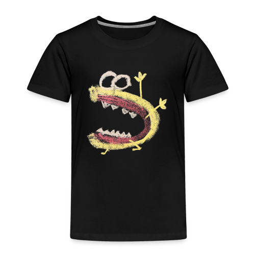 Rhaaaaa! I'm a kid's t‑shirt! - Kinderen Premium T-shirt
