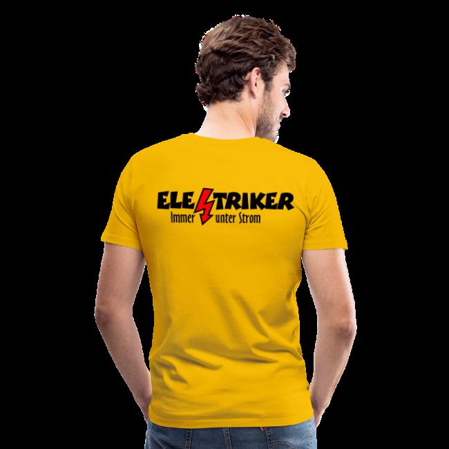 T-Shirt Spruch und Sprüche T-Shirts | Elektriker T-Shirt S-5XL ...