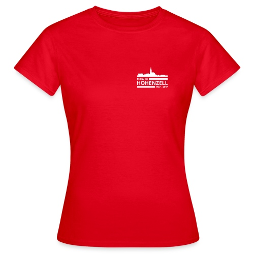 850 Jahre – Teamshirt (Frauen) - Frauen T-Shirt