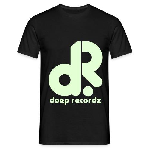 Doep Recordz T-Shirt - Männer T-Shirt