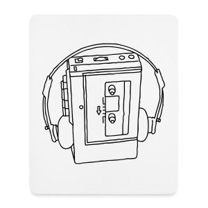 Tragbarer Kassettenrekorder