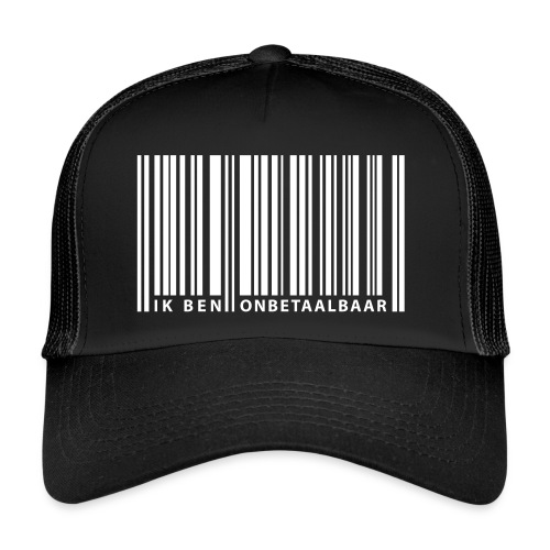 Onbetaalbaar - Trucker Cap