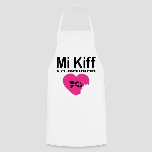 Tablier de cuisine Mi kiff la Réunion - Tablier de cuisine