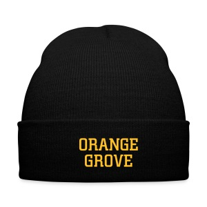 ORANGE GROOVE - Wintermütze