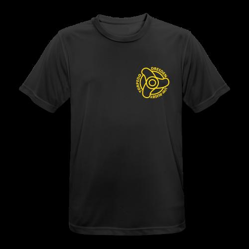 Torpedo atmungsaktiv - Männer T-Shirt atmungsaktiv