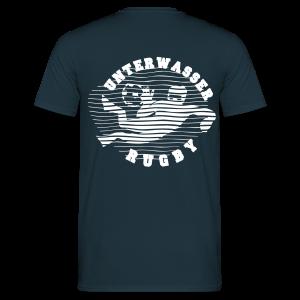 einfaches UWR-T-Shirt - Männer T-Shirt