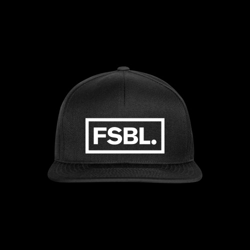 Original FSBL. Snapback - All Black - Snapback Cap