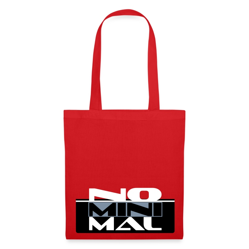 Sac No minimal - Tote Bag