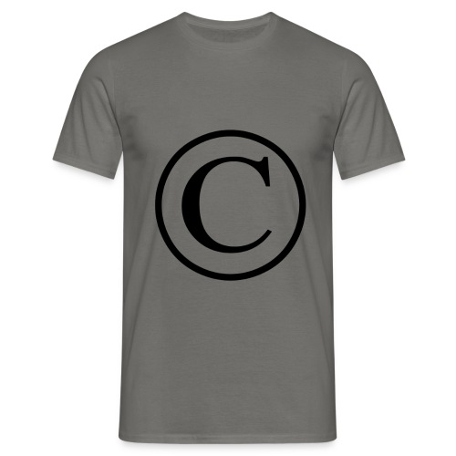 Copyright - T-shirt Homme