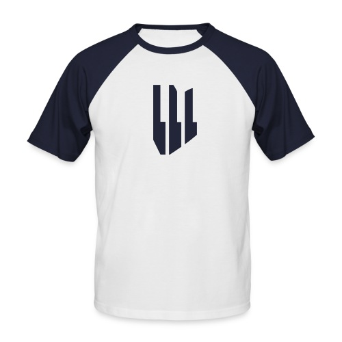OliverMusik T-Shirt - Männer Baseball-T-Shirt