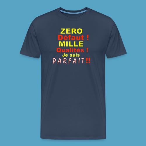 TEE-SHIRT HOMMES PARFAITS - T-shirt Premium Homme