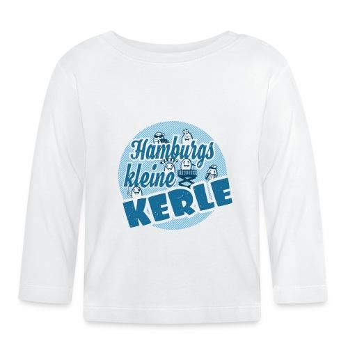 Hamburgs kleine Kerle - Baby Langarmshirt