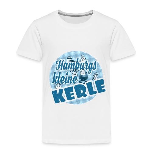 Hamburgs kleine Kerle - Kinder Premium T-Shirt