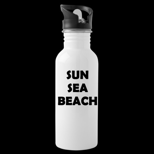 Sun Sea Beach - Bottle - Gourde