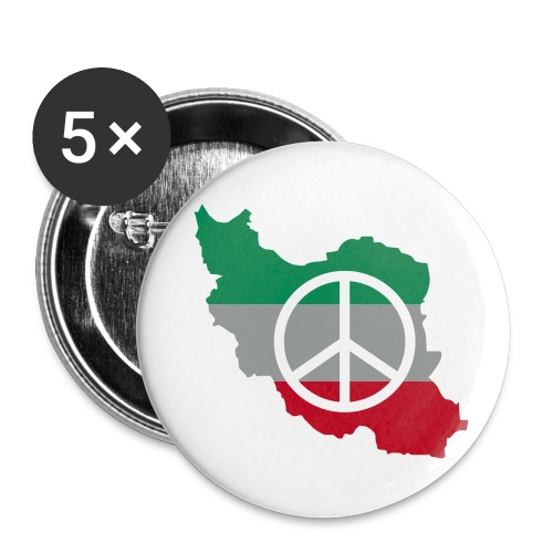 Buttons medium 1.26/32 mm (5-pack) - upersia.com Productions