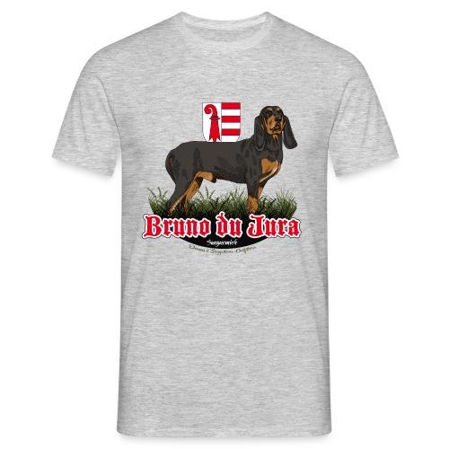 bruno du jura - Maglietta da uomo