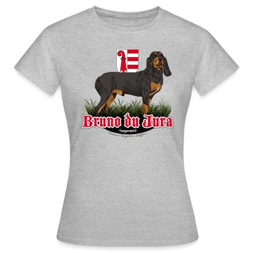 bruno du jura - Maglietta da donna