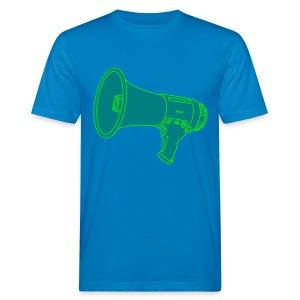 Megafon / Megaphon 2 - Männer Bio-T-Shirt