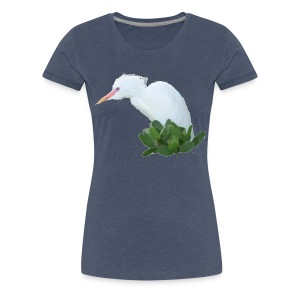 White Bird - Damen Premium T-Shirt - Frauen Premium T-Shirt