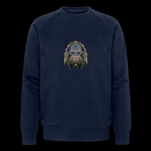Bigfoot_ManJump_0 - Männer Bio-Sweatshirt von Stanley & Stella
