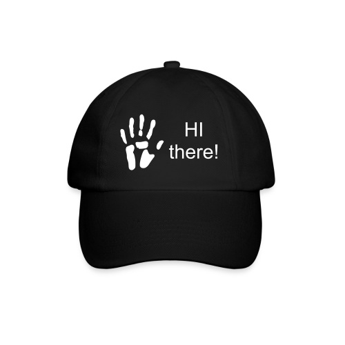 The hi there hat - Baseball Cap