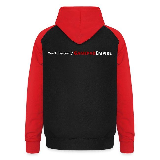 Pullover (Unisex) mit Schriftzug und Logo