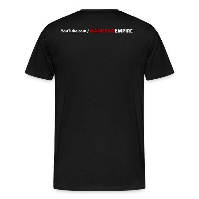 "T-Shirt (Männer) mit ""I ♥ GPE""-Design"