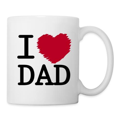 Lillian's dad mug - Mug