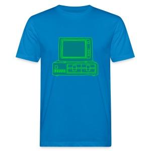 Computer PC 2 - Männer Bio-T-Shirt